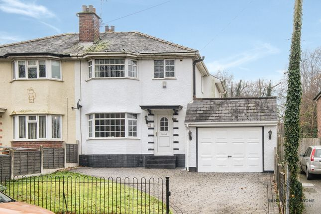 3 bed semi-detached house for sale in Elm Road, Redditch B97