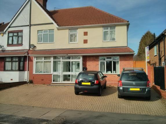 Thumbnail Semi-detached house for sale in Gibbins Road, Selly Oak, Birmingham, West Midlands