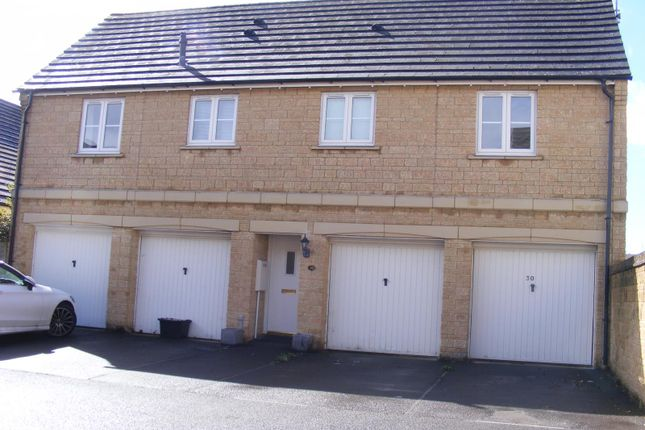 Thumbnail Detached house to rent in Salmons Leap, Calne