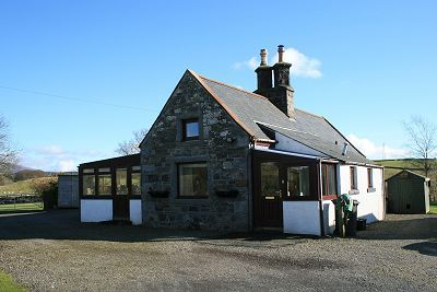 Thumbnail Cottage for sale in Knockstocks Cottage, Newton Stewart