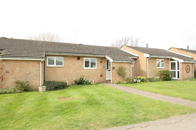 Thumbnail Bungalow for sale in Powell Close, Onslow Village, Guildford