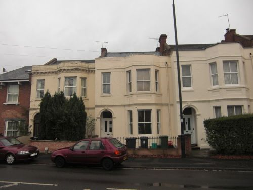 Thumbnail 8 bedroom terraced house to rent in Maxstoke Gardens, Tachbrook Road, Leamington Spa