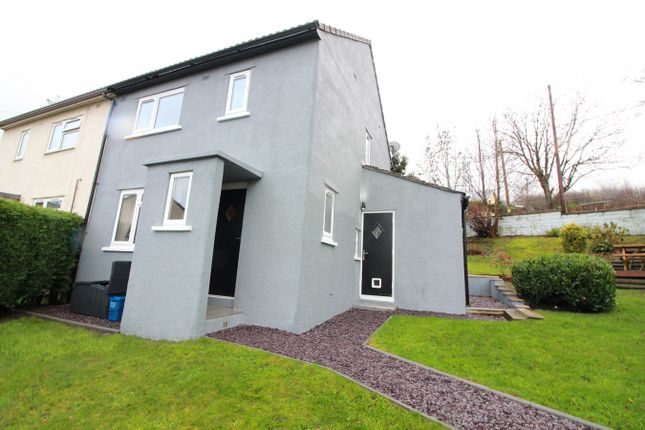 Thumbnail Semi-detached house for sale in Penallt Estate, Llanelly Hill, Abergavenny