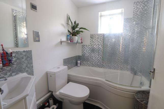 Bathroom of Farningham Road, Caterham, Surrey, . CR3