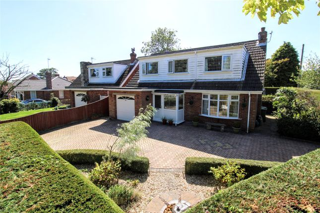 Thumbnail Detached house for sale in Campions Lane, North Thoresby, North East Lincolnshire