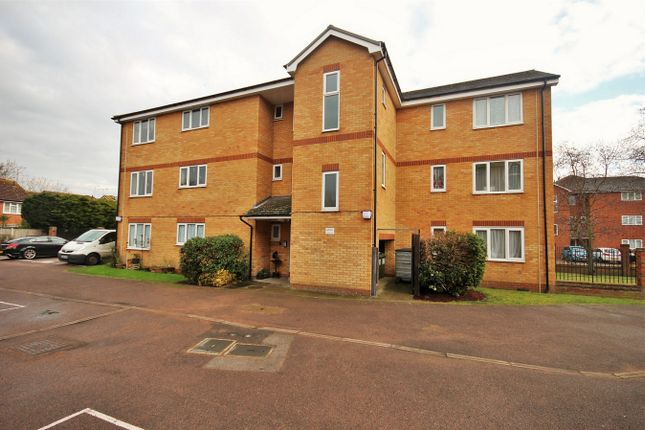 Thumbnail Flat for sale in Cannons Court, Viceroy Close, Colchester, Essex