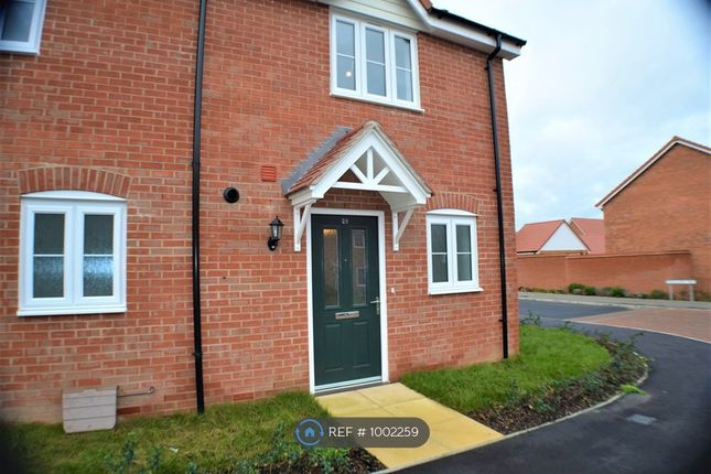2 bed end terrace house to rent in Swallows Way, Walton On The Naze CO14