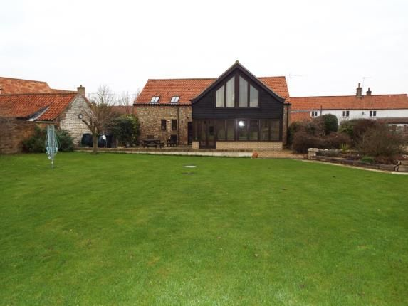 Thumbnail Barn conversion for sale in Northwold, Thetford, Norfolk