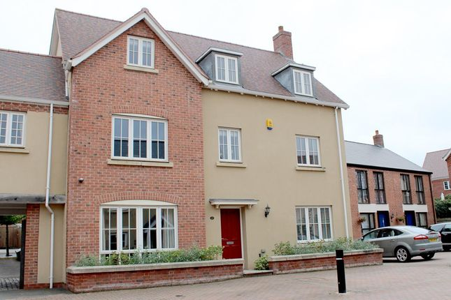 Thumbnail Detached house for sale in Yewtree Moor, Lawley Village, Telford
