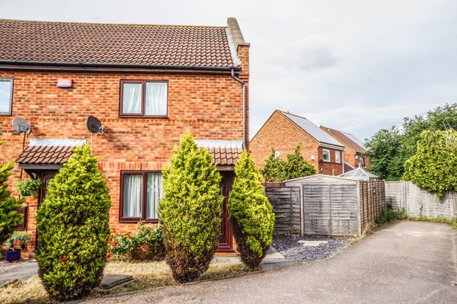2 bed end terrace house for sale in Onslow Court, Caldecotte