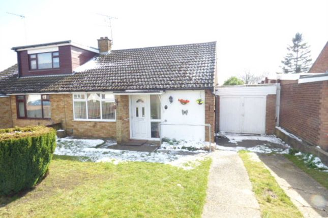 Thumbnail Bungalow to rent in Calverton Road, Luton
