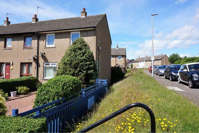 Street Scene of Dean Avenue, Dundee DD4