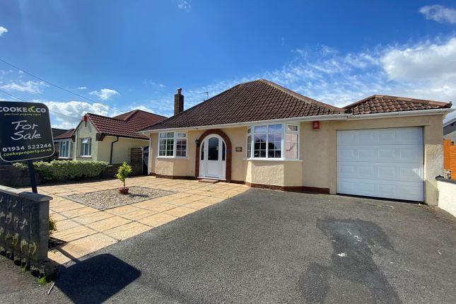 Thumbnail Detached bungalow for sale in High Street, Worle, Weston-Super-Mare