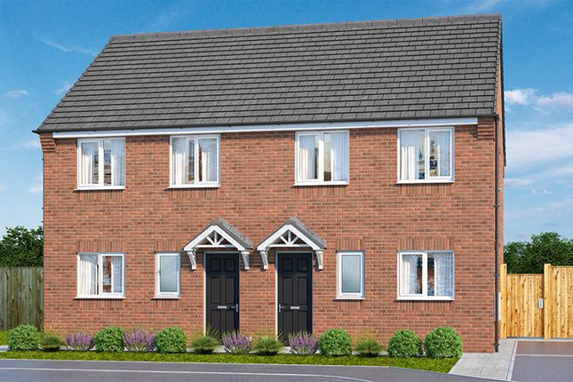 "Thumbnail 3 bedroom property for sale in ""The Kendal"" at Gibside, Chester Le Street"