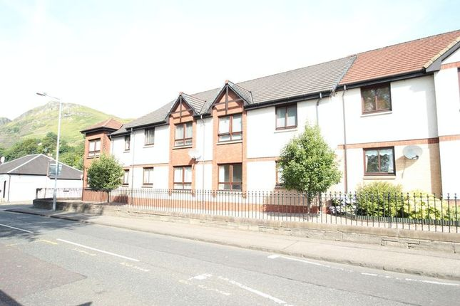 Thumbnail Flat to rent in School Mews, Menstrie