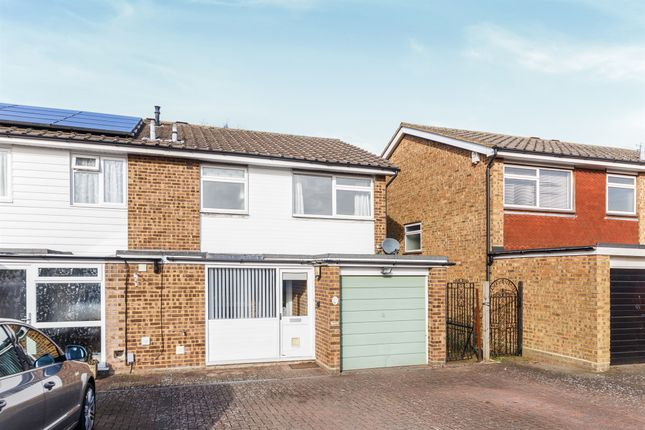 3 bed semi-detached house for sale in Wych Elms, Park Street, St. Albans