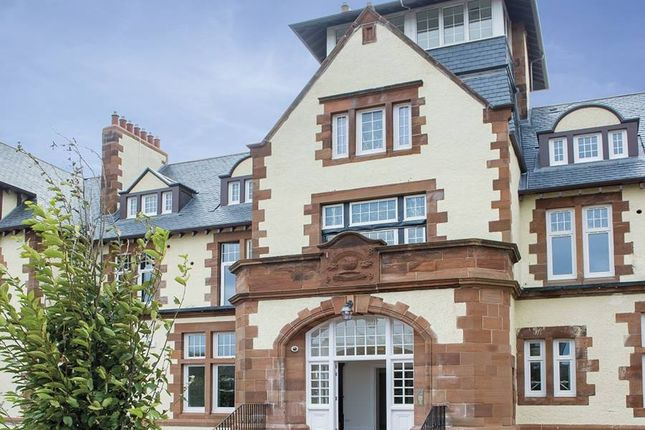 "Thumbnail Flat for sale in ""Plot 106"" at Phoenix Rise, Gullane"