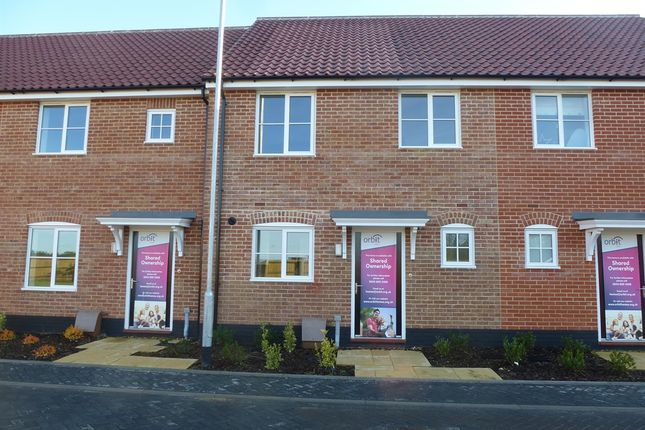 3 bed terraced house for sale in Thetford Road, Watton, Thetford