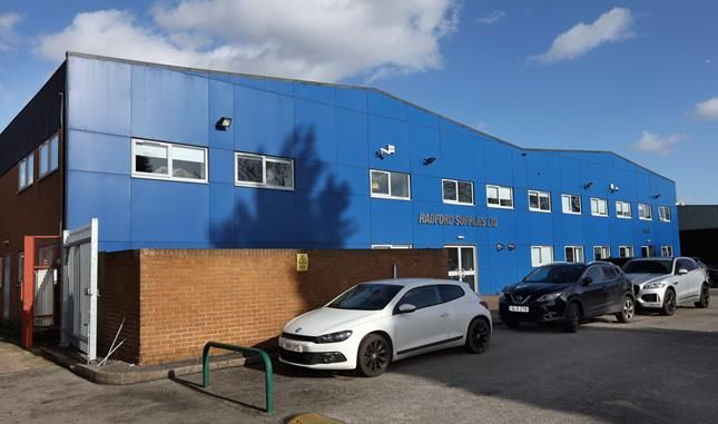 Thumbnail Light industrial for sale in 2 Little Tennis Street, Nottingham