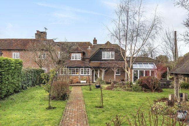 Thumbnail Semi-detached house for sale in Storrington Road, Thakeham