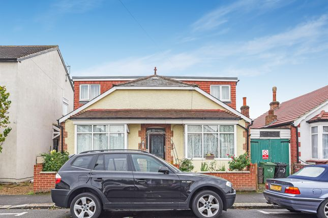 Thumbnail Detached bungalow for sale in Eveline Road, Mitcham