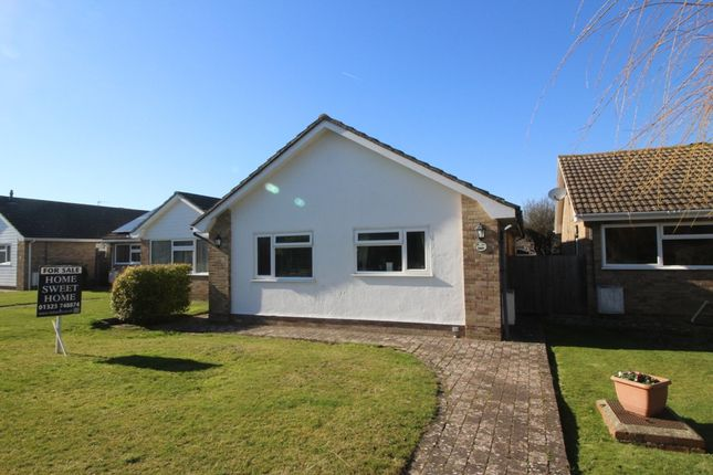 Thumbnail Detached bungalow for sale in Seven Sisters Road, Willingdon, Eastbourne