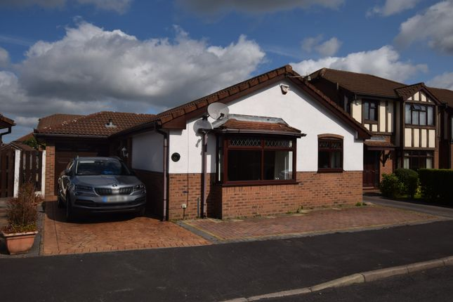 Thumbnail Detached bungalow for sale in Haywood Gardens, West Park, St. Helens