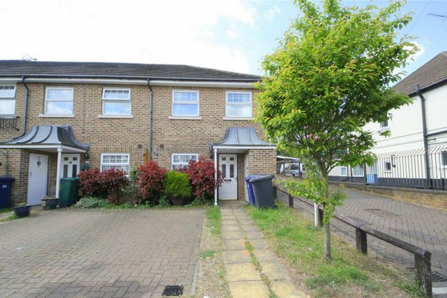 Thumbnail End terrace house to rent in Lancaster Road, Barnet, Hertfordshire