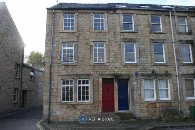 Thumbnail End terrace house to rent in St George's Quay, Lancaster