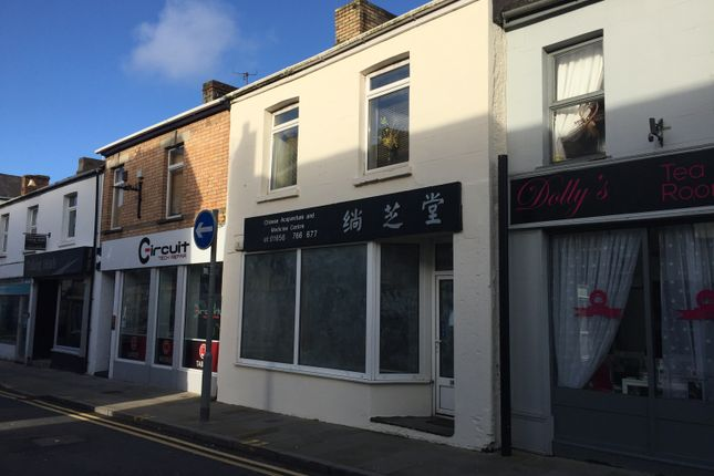 Thumbnail Office to let in Lock-Up Shop And Premises, 69 Nolton Street, Bridgend