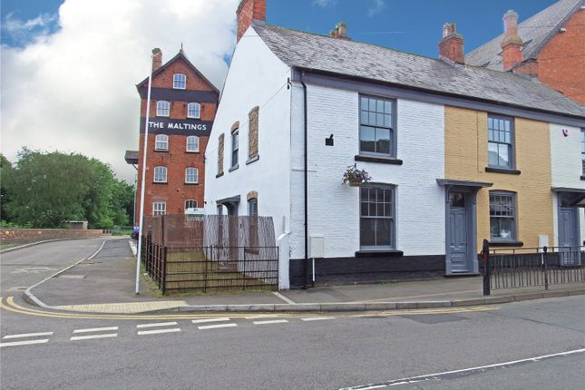 Thumbnail Semi-detached house for sale in High Street, Sileby, Leicestershire