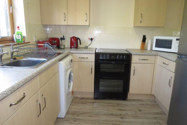 Kitchen of Scott Close, Dingwall IV15