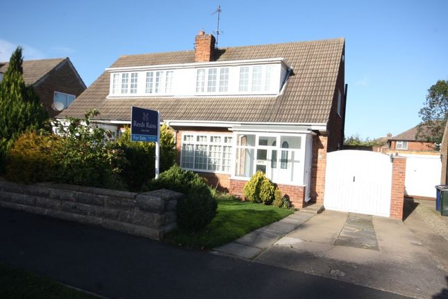 Thumbnail Semi-detached house for sale in Sycamore Avenue, Saltburn-By-The-Sea