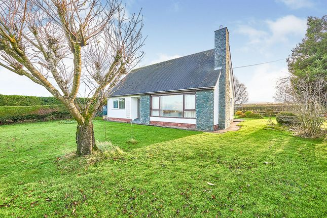 Thumbnail Bungalow for sale in Bolton Low Houses, Wigton, Cumbria