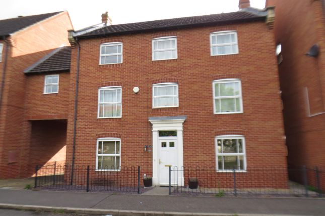 Thumbnail Property to rent in West Water Crescent, Hampton Vale, Peterborough