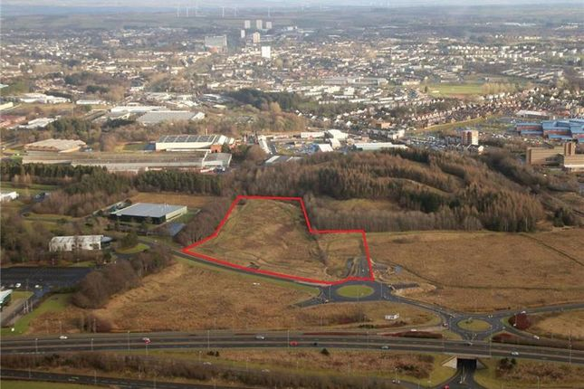Thumbnail Land for sale in Development At, Peel Park, East Kilbride, Scotland
