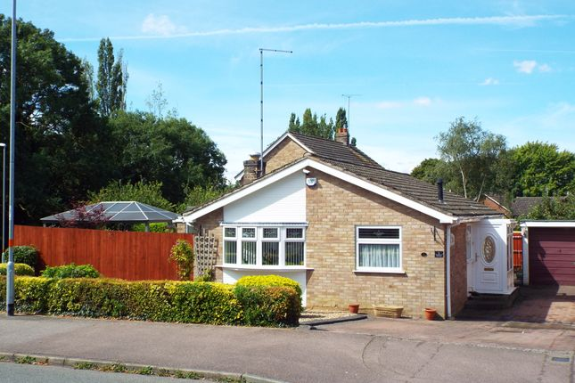 Thumbnail Detached bungalow for sale in Priory Road, Wollaston, Northamptonshire