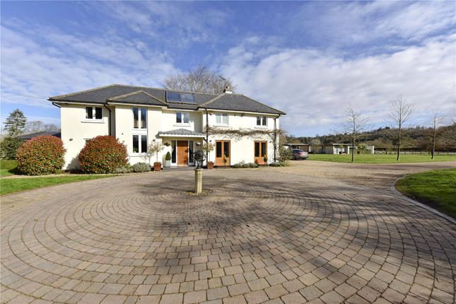 Thumbnail Detached house to rent in Owl End, Willow Lane, Wargrave, Reading