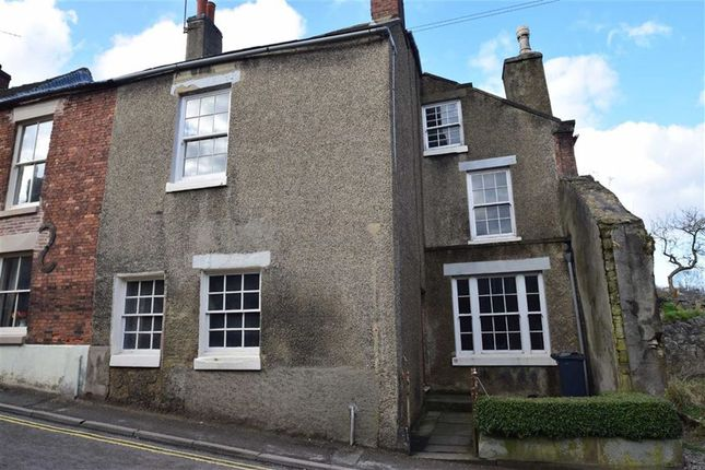 Thumbnail Town house for sale in West End, Wirksworth, Derbyshire