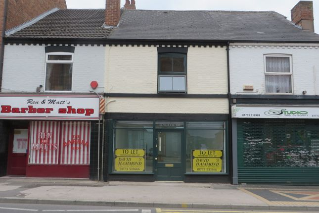 Thumbnail Retail premises to let in Nottingham Road, Eastwood