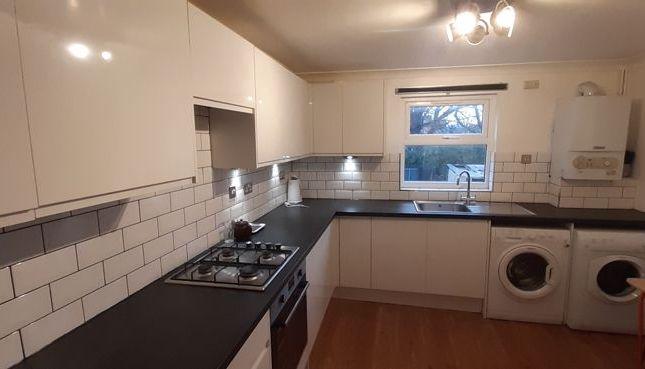 Thumbnail Flat to rent in Four Bedroom Flat, Greyhound Lane, London