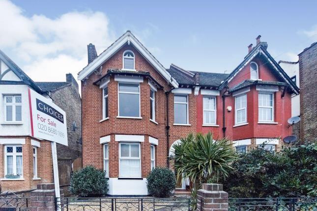 Thumbnail Flat for sale in Morland Avenue, Croydon, Surrey