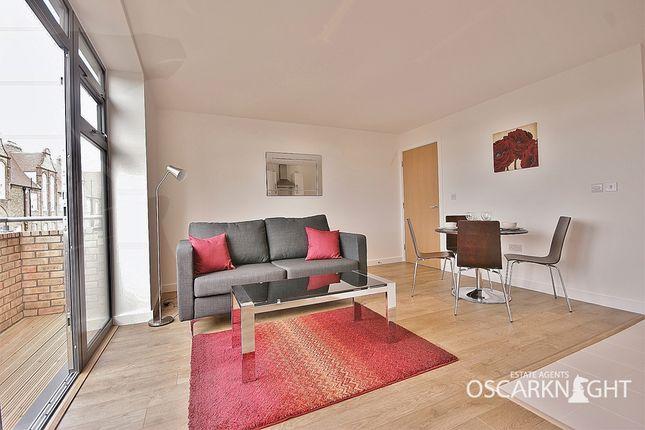 Thumbnail Flat to rent in Oldridge Road, Balham