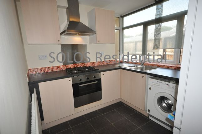 Thumbnail Flat to rent in Ringwood Crescent, Wollaton, Nottingham