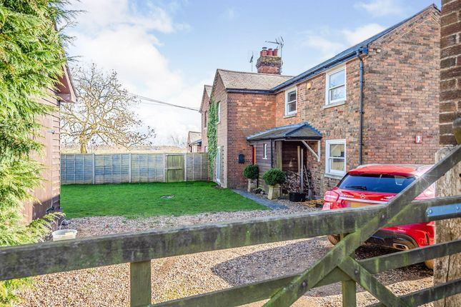 Thumbnail Semi-detached house for sale in Someries, Luton