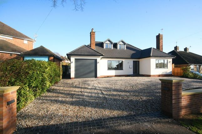 Thumbnail Detached house for sale in 71 Abbots Way, Newcastle Under Lyme, Staffordshire