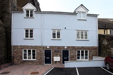 Thumbnail Flat to rent in Minhinnick Court, Tavistock