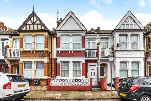 Thumbnail Terraced house for sale in St Margarets Avenue, London