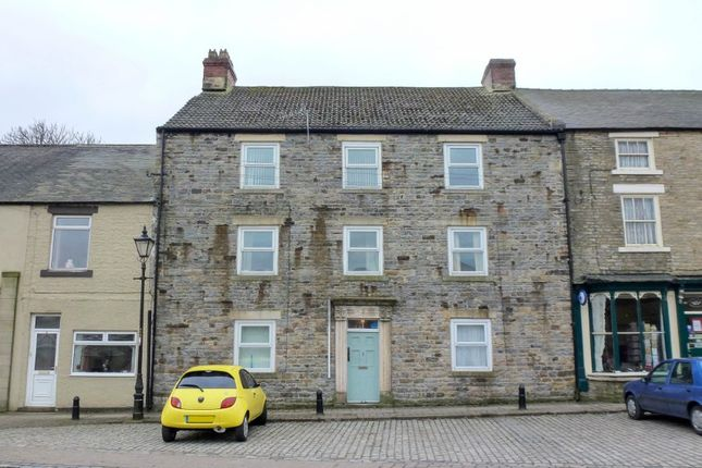 Thumbnail Flat to rent in Market Place, St. Johns Chapel, Bishop Auckland