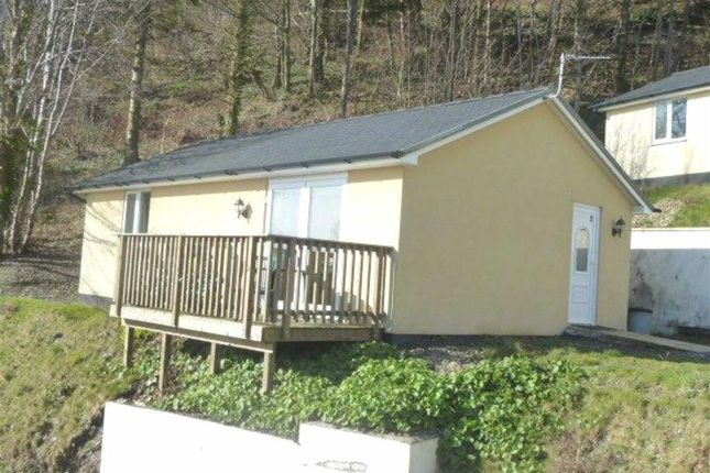 Thumbnail Detached bungalow for sale in Holiday Bungalows, 7, 10, Plas Panteidal, Aberdyfi, Gwynedd